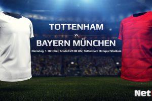 Tottenham vs. Bayern