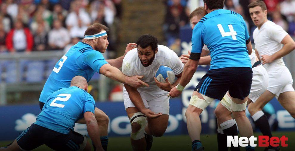 Rugby Spielzeit