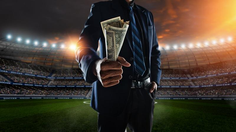 football, money, football bets