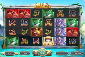 Medusa: Fortune & Glory von Yggdrasil ist das Spiel der Woche auf NetBet!