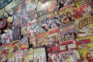 comics, DC universe, comic covers