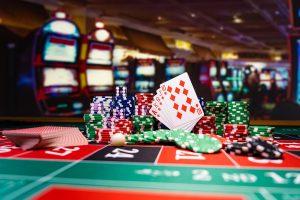 cards, casino, roulette