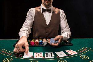 dealer, casino, poker