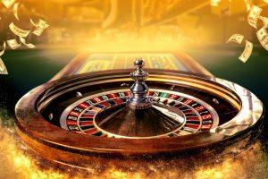 roulette, casino, roulette table
